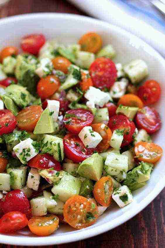 10 Healthy Salad Recipes To Get Your Body Ready For Spring Break – Society19