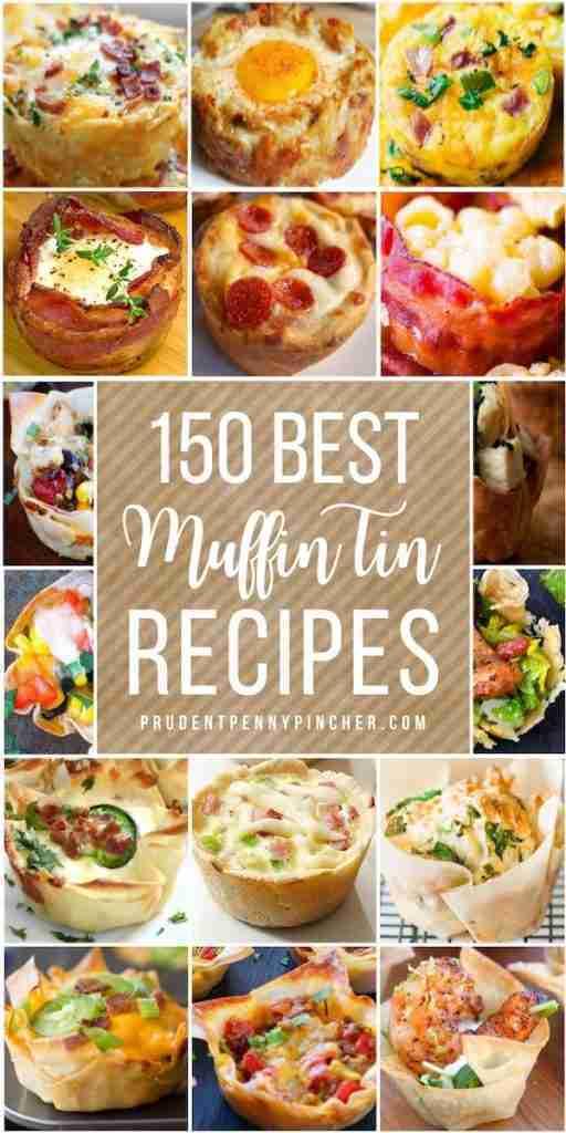 150 Best Muffin Tin Recipe