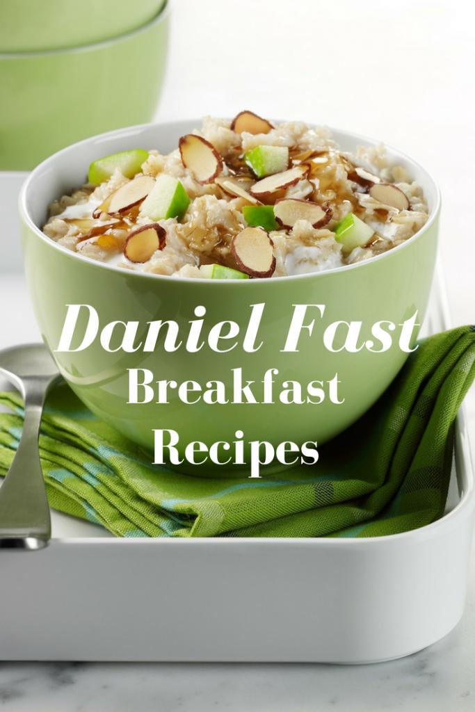 19 Best Daniel Fast Breakfast Recipes