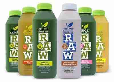 3-Day Juice Cleanse with Coconut Fusion | Juice From the RAW®