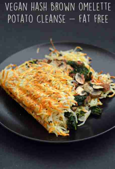 6 Vegan Gourmet Potato Cleanse Recipes (Starch Solution/HCLF)