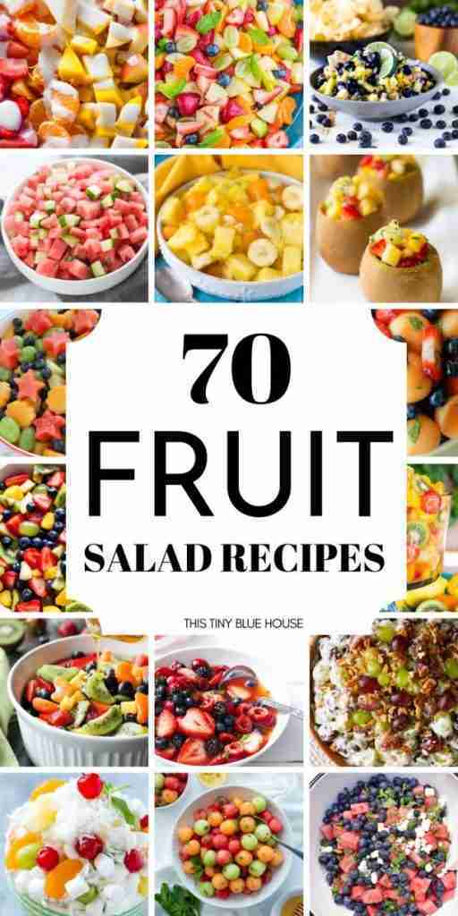 70 Easy Fruit Salad Recipes Perfect For Summer