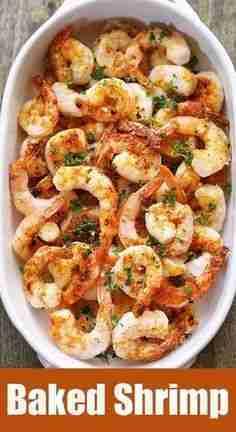 Baked Shrimp