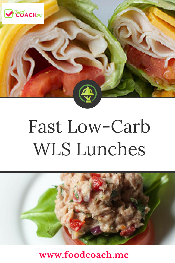 Bariatric Lunch Ideas and Recipes –