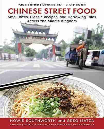 Chinese Street Food: Small Bites, Classic Recipes, and Harrowing Tales Across the Middle Kingdom – Default