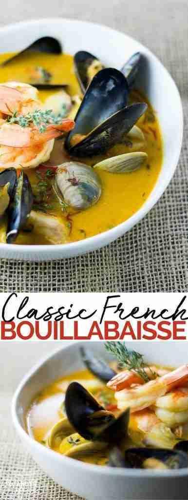 Classic French Bouillabaisse [Authentic Recipe] – Wanderspice