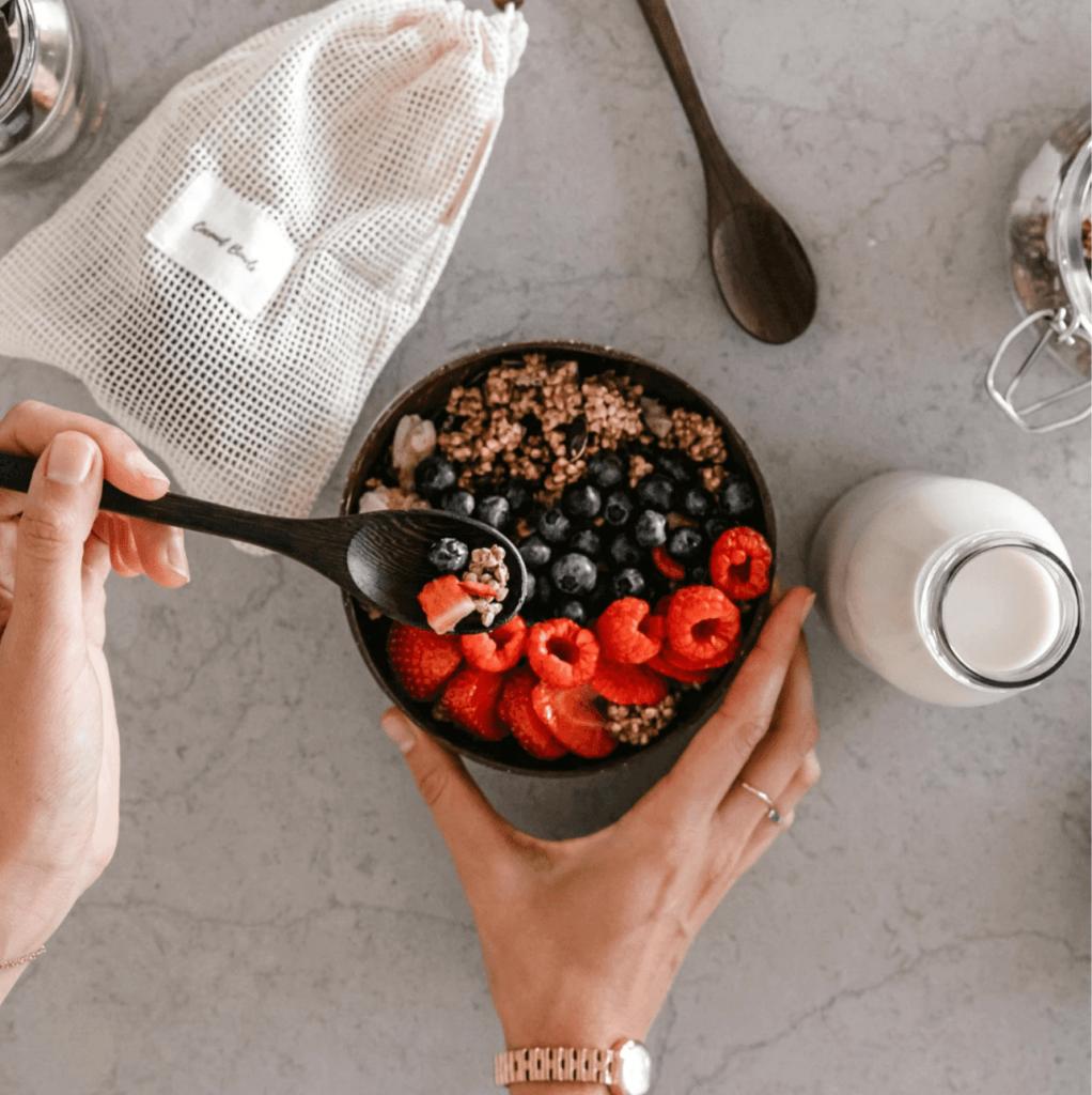 Coconut Bowl & Spoon