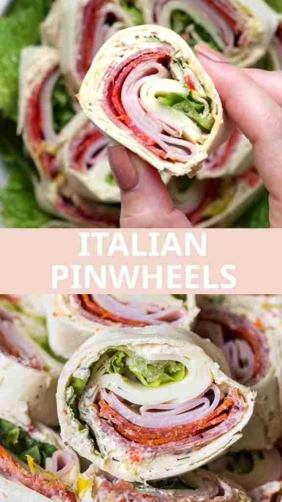 Italian Pinwheels (video)