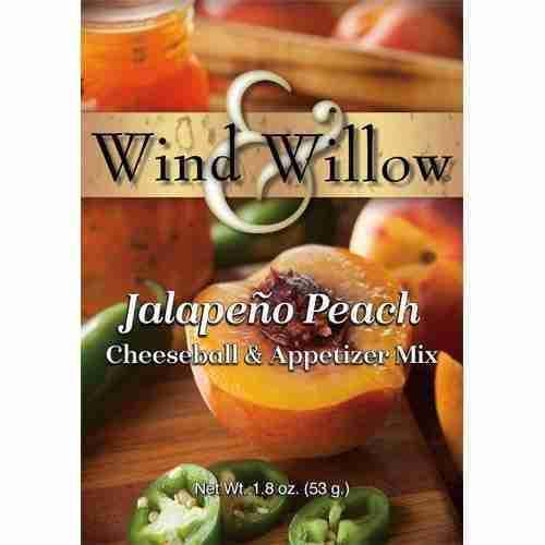 Jalapeno Peach Cheeseball Mix