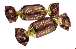 Karl Fazer 70 % Dark chocolate