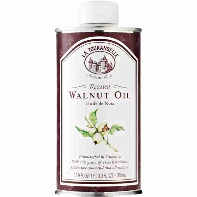 La Tourangelle Roasted Walnut Oil – 16.9 oz