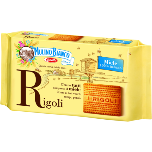 MULINO BIANCO Rigoli Cookies – 400g (14.11oz)