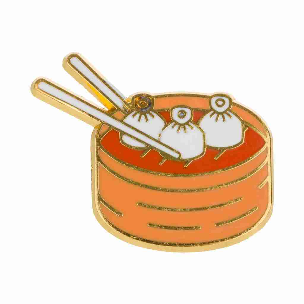 Pinaholic Asian Food Enamel Pin Set