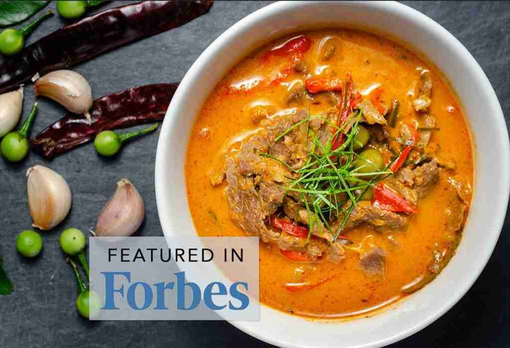 Thai for Two – Organic Curry Sampler Set