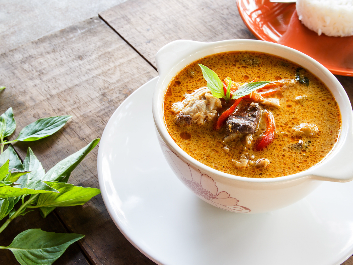 Thai for Two – Organic Red Curry Kit