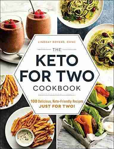 The Keto for Two Cookbook: 100 Delicious, Keto-Friendly Recipes Just for Two! – Default