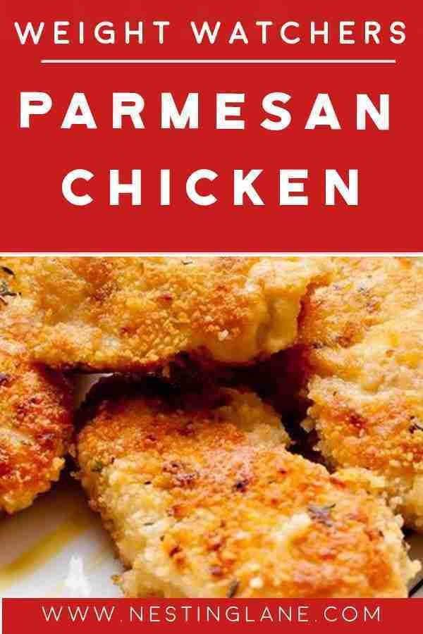 Weight Watchers Parmesan Chicken Recipe