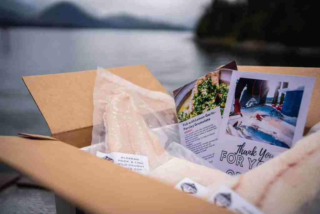 Wild Sitka Spring Mix Box – 5 lb
