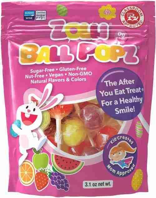 Zolli Ball Popz Easter Assorted Fruit 3.1oz