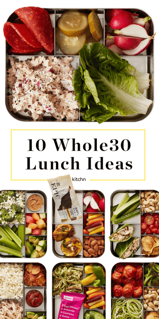 10 Easy Whole30 Lunch Ideas