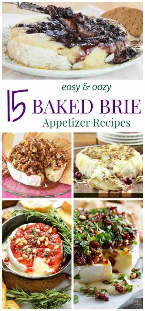 18 Simple Baked Brie Recipes – Baked Brie Recipes Without Pastry