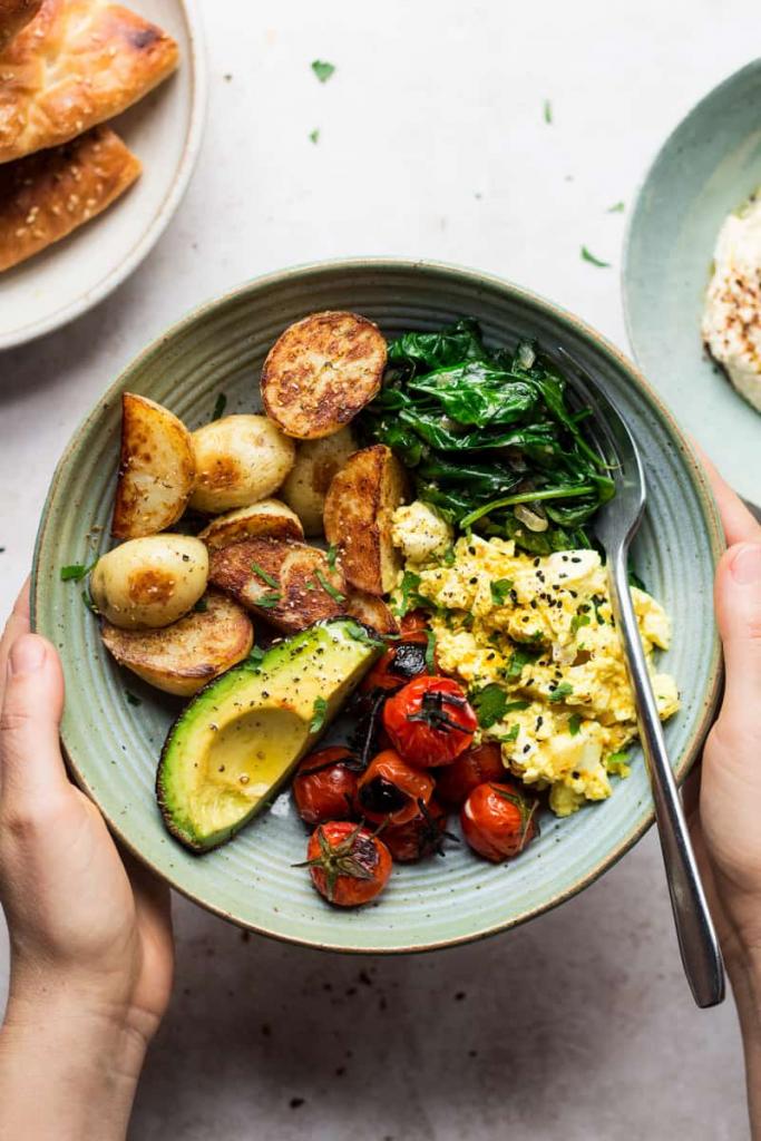 25 Healthy & Easy Buddha Bowl Recipes-Choosing Chia