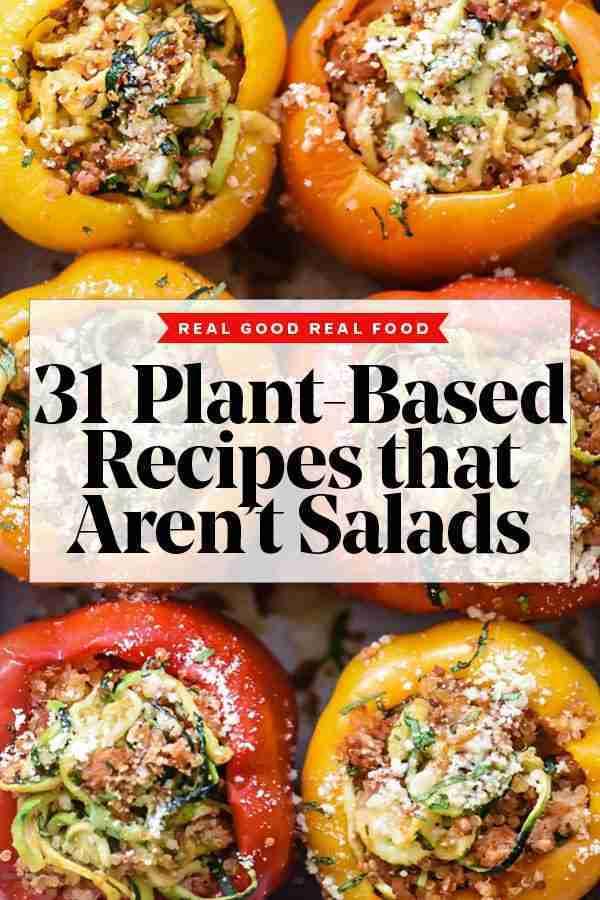 31 Plant-Based Recipes That Aren't Salads   foodiecrush .com