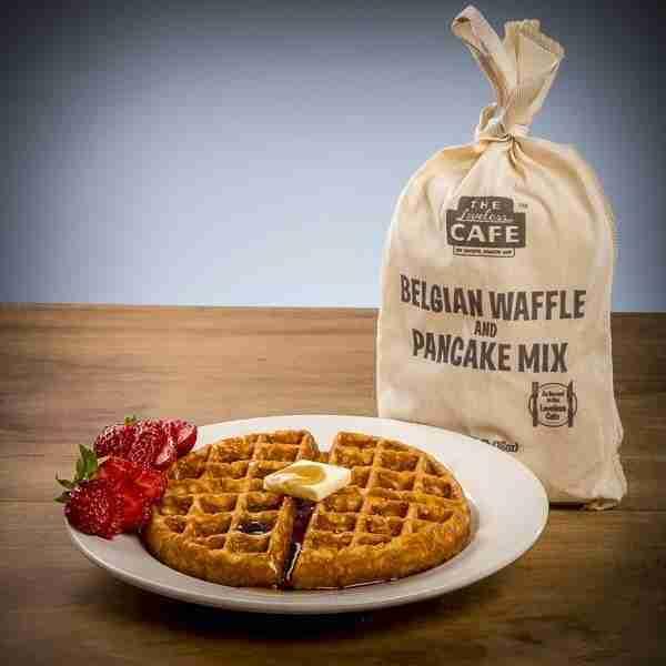 Belgian Waffle and Pancake Mix Loveless