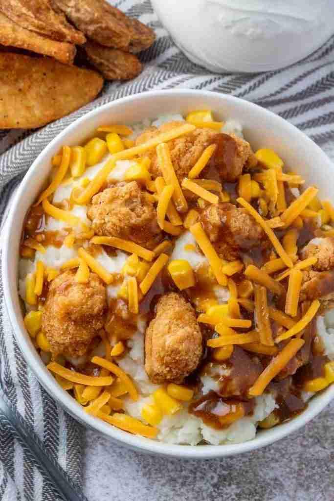 Copycat KFC Bowls – Tornadough Alli
