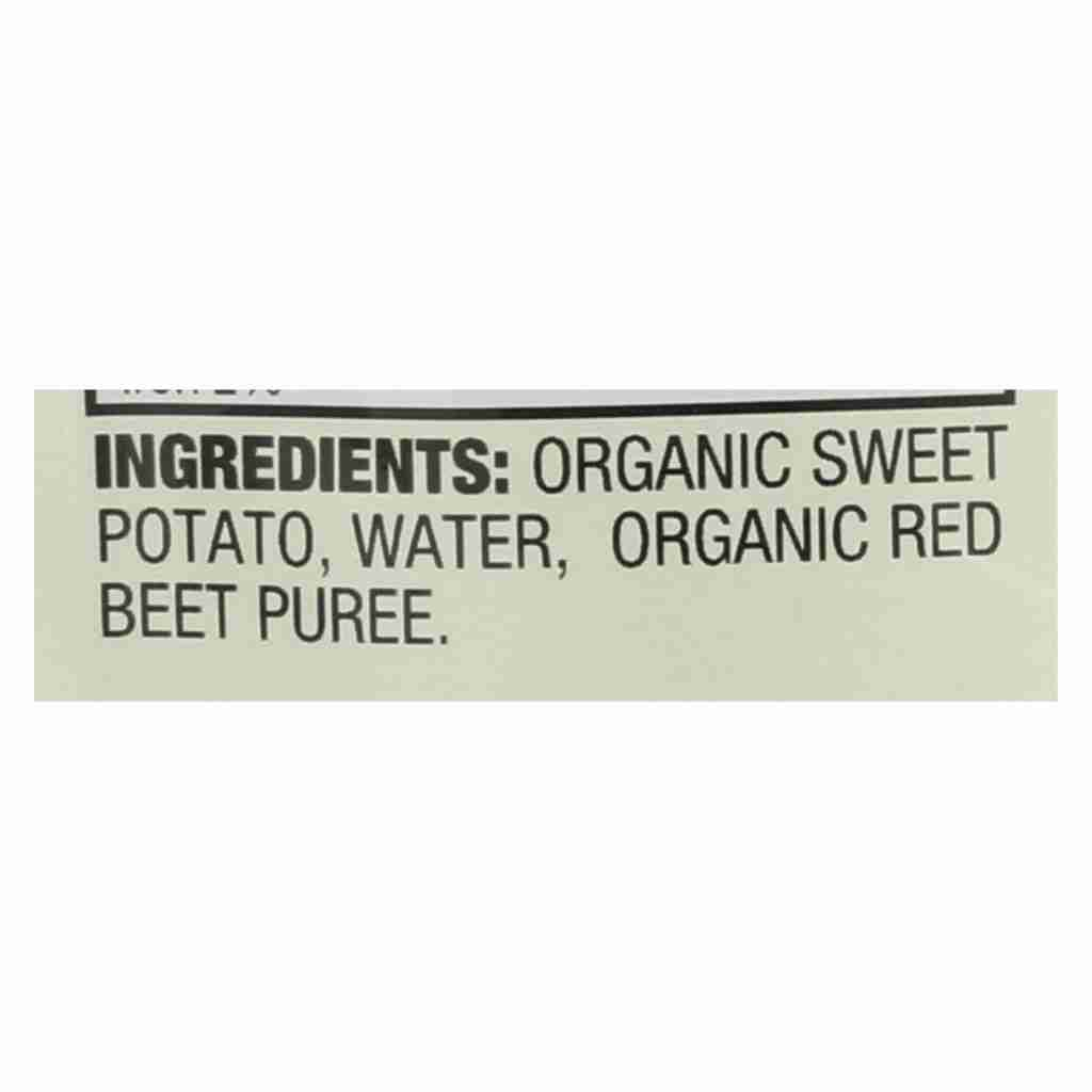 Earth's Best Organic Sweet Potato And Beets Baby Food Puree – Stage 2 – Case Of 12 – – Trivoshop