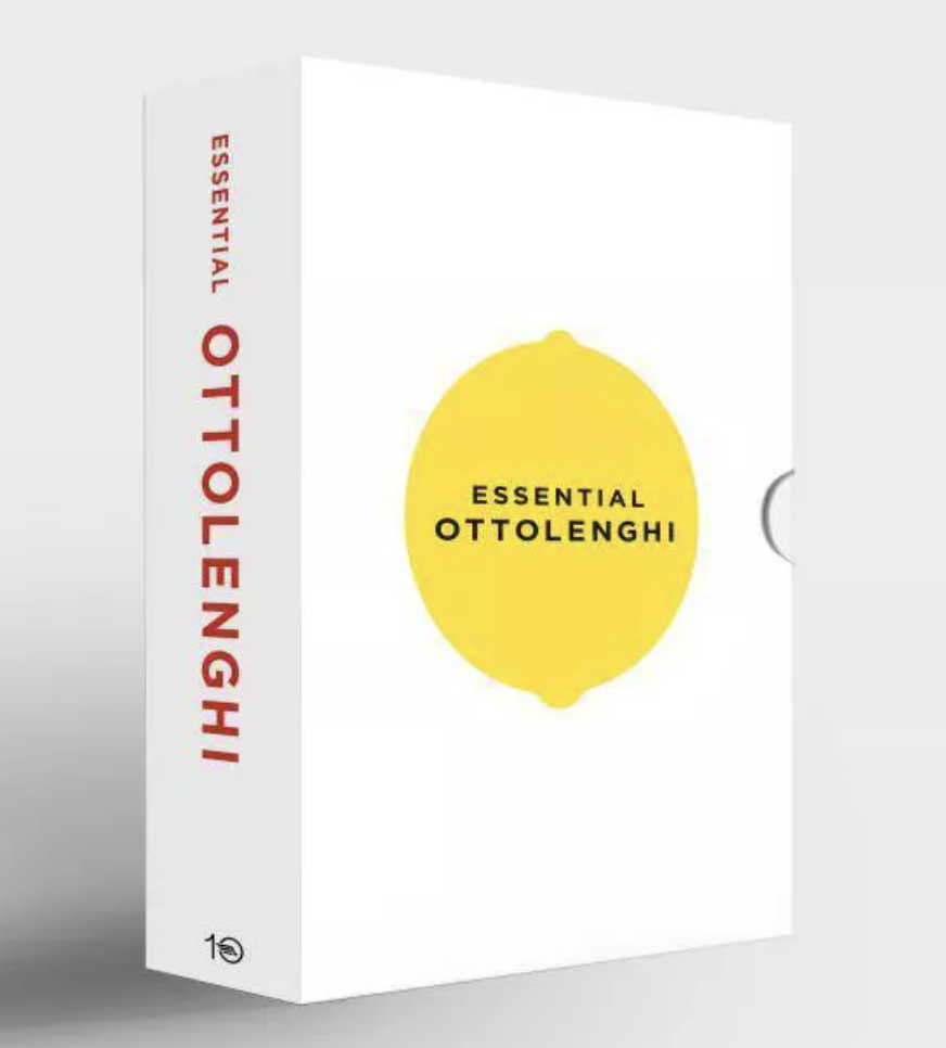 Essential Ottolenghi, Two-Book Bundle