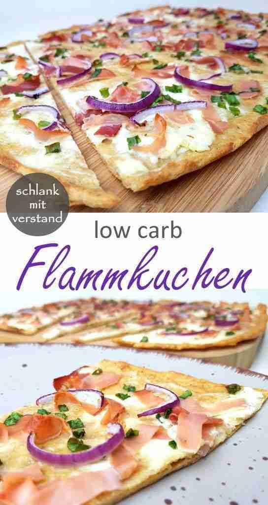 Flammkuchen low carb