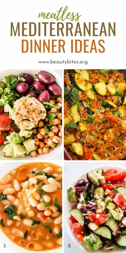 Healthy Gluten Free Mediterranean Diet Recipes – Beauty Bites