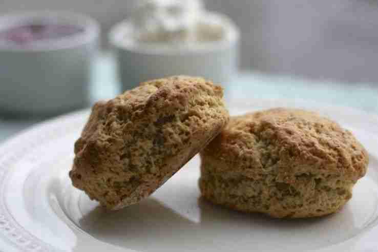 Home made scones & 3 variaties – Chickslovefood