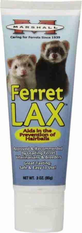 Marshall Ferret Lax Hairball Remedy 3 oz – 3 oz