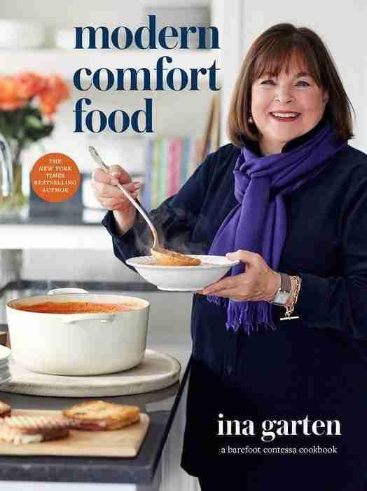 Modern Comfort Food Cookbook