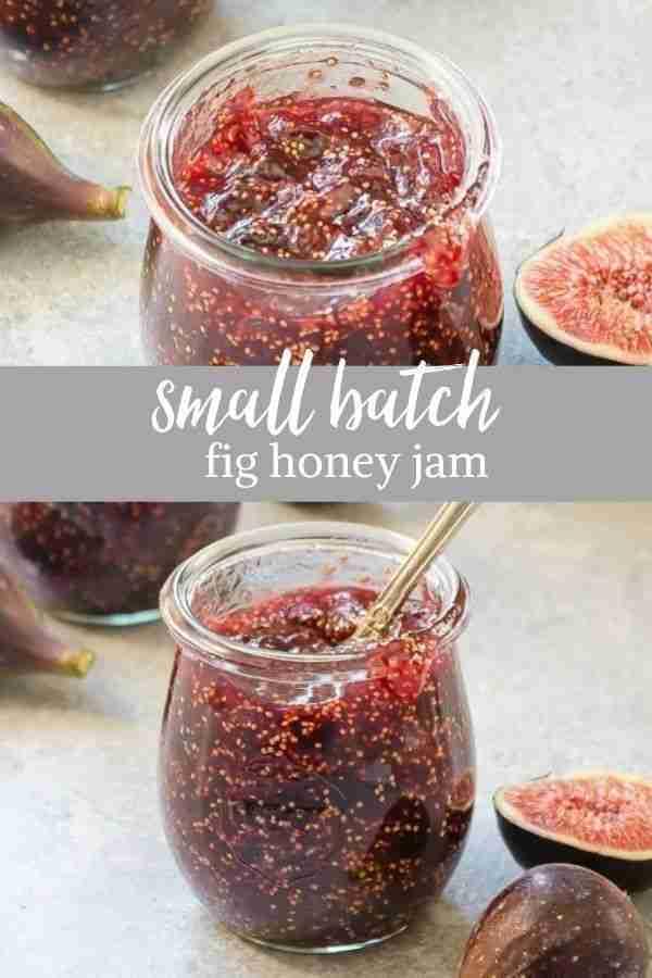 Small-Batch Fig Jam