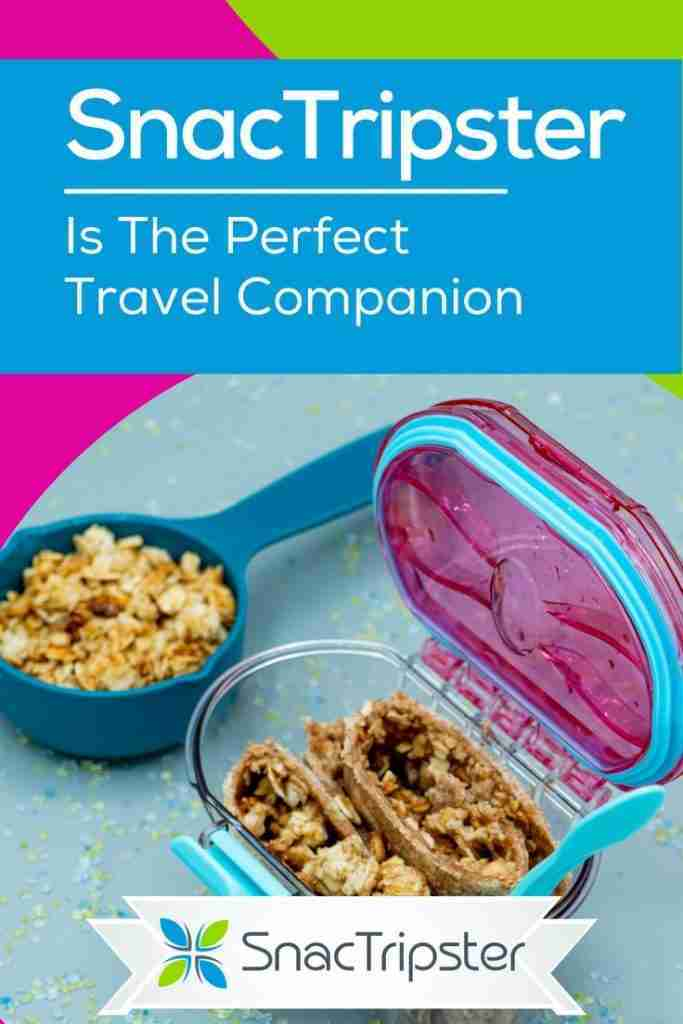 SnacTripster Is The Perfect Travel Companion   Eco Friendly Products   Food Kits for Kids