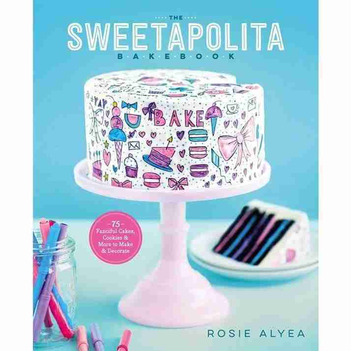 THE SWEETAPOLITA BAKEBOOK, SIGNED COPY (CUSTOMIZABLE)