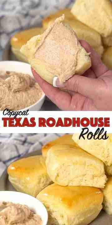 Texas Roadhouse Rolls – Copycat Recipe (VIDEO)