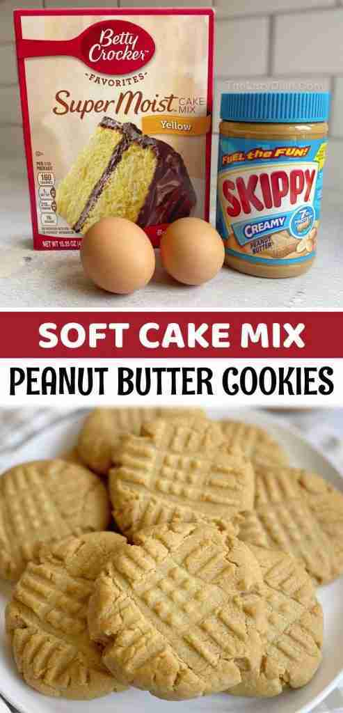 The Only Way I Make Peanut Butter Cookies Now!