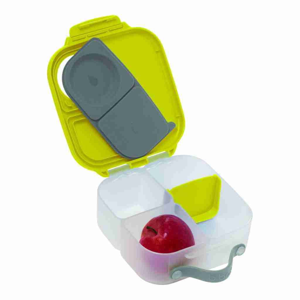 mini Lunchbox – lemon sherbet