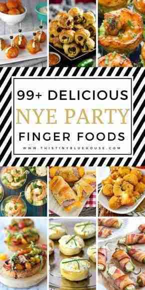 100 Top Easy Bite Sized NYE Appetizer Ideas