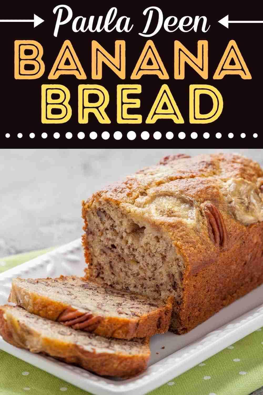 Paula Deen Banana Bread