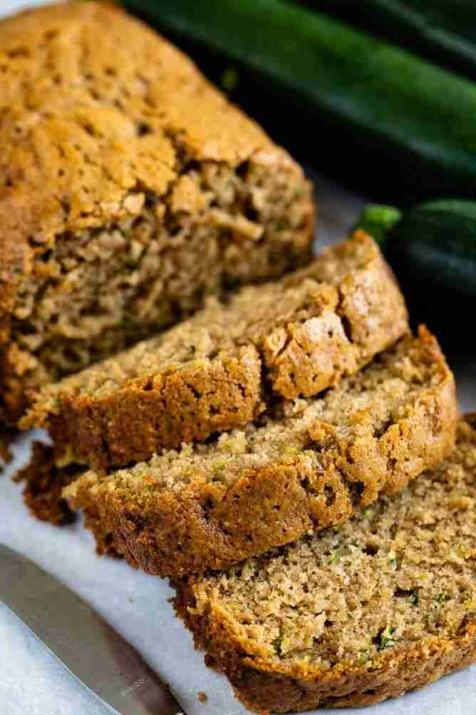 The BEST Zucchini Bread Recipe – Crazy for Crust
