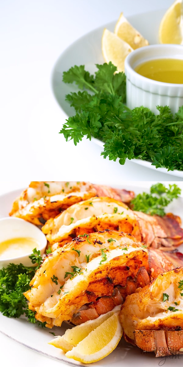 The Best Broiled Lobster Tail Recipe