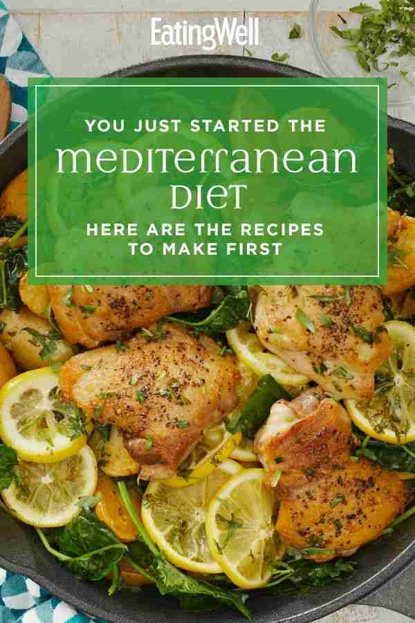 You Just Started the Mediterranean Diet—Here Are the Recipes to Make First